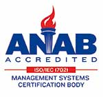 SGS ISO 9001 ANAB TCL HR