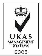 SGS ISO 9001 UKAS 2014 TCL HR